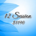 12 Sessions $1190