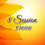 8 Sessions $1,000